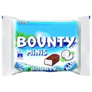 Baton BOUNTY mini torebka 170g